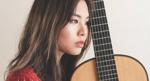 Jiji Kim, assistant professor of guitar