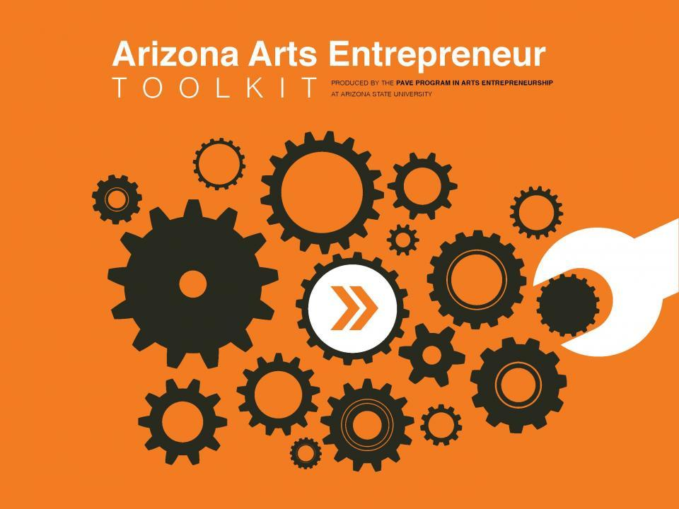 Art Entrepreneur Toolkit Cover