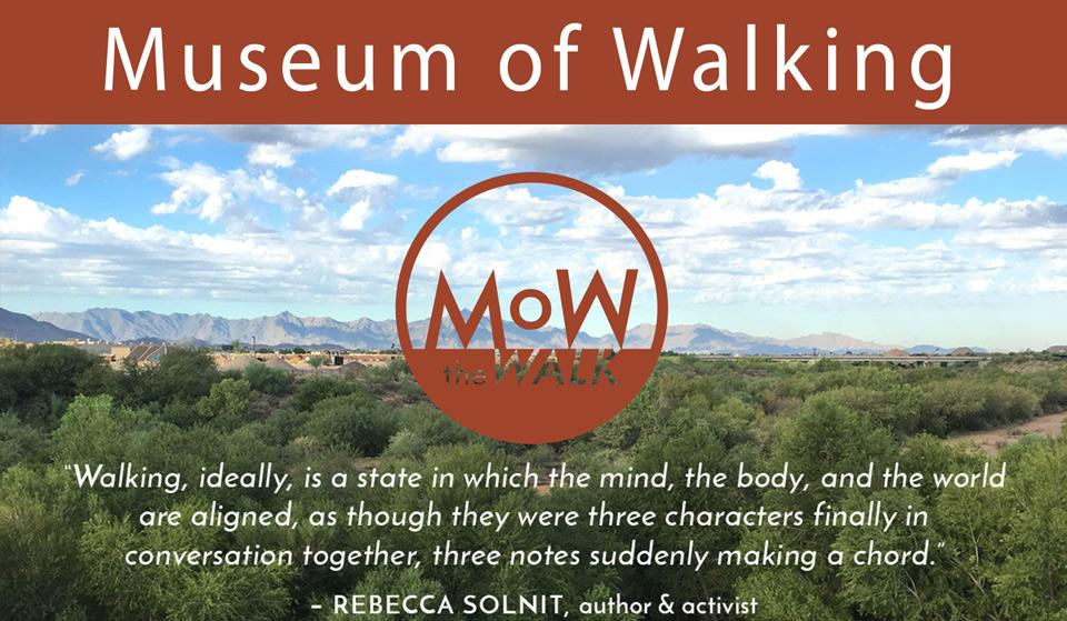 Museum of Walking graphic