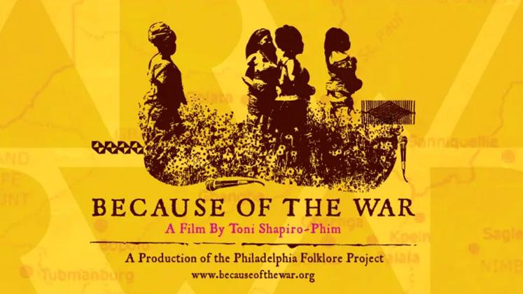 Because of the War - Film poster