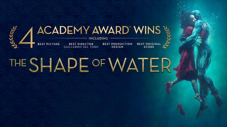 The Shape of Water - film poster